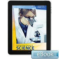 Cutting Edge Careers in Science - eBook