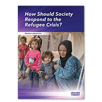 How Should Society Respond to the Refugee Crisis?