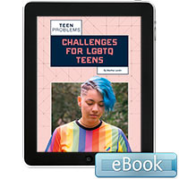 Challenges for LGBTQ Teens - eBook