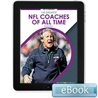 The Greatest NFL Coaches of All Time - eBook