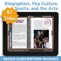 Biographies, Pop Culture, Sports, and the Arts