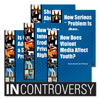 In Controversy Series - 39 Hardcover Books