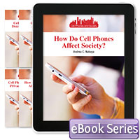 Cell Phones and Society Series - 5 eBooks