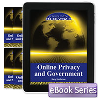 Privacy in the Online World - 6 eBooks