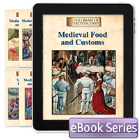 The Library of Medieval Times - 5 eBooks