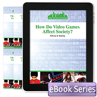 Video Games and Society - 4 eBooks