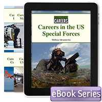 Military Careers eBook Set