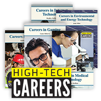 High-Tech Careers Hardcover Series