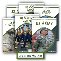 Life in the US Military Set