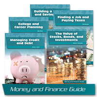 Money and Finance Guide Set