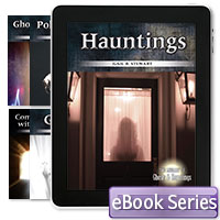 The Library of Ghosts &  Hauntings Series - 5 eBooks