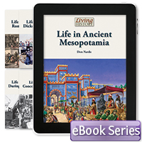 Living History Series  7 eBooks