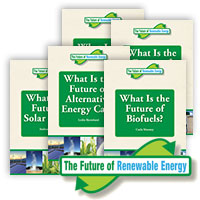 The Future of Renewable Energy Series - 7 Hardcover Books