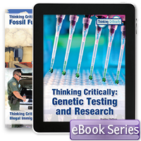 Thinking Critically Series - 9 eBooks