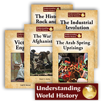 Understanding World History Series - 17 Hardcover Books