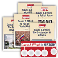 Cause and Effect in History Series