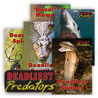 Deadliest Predators Hardcover Set