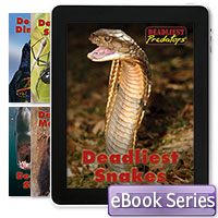Deadliest Predators eBook Series