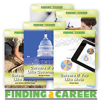 Finding a Career Hardcover Set