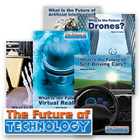 The Future of Technology Hardcover Set