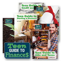 Teen Guide to Finances Hardcover Set