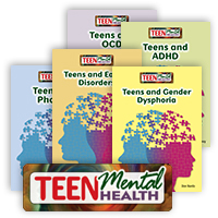 Teen Mental Health Hardcover Set