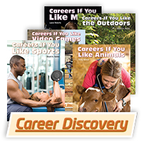 Career Discovery Hardcover Set