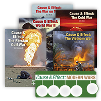 Cause & Effect: Modern Wars Hardcover Set