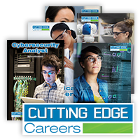 Cutting Edge Careers Hardcover Set