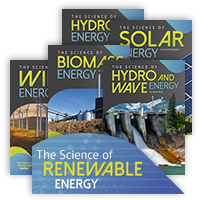 The Science of Renewable Energy Hardcover Set