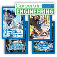 Careers in Engineering Hardcover Set