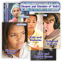 Diseases and Disorders of Youth Hardcover Set