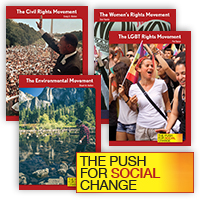 The Push for Social Change Hardcover Set