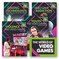The World of Video Games Hardcover Set