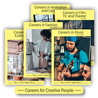 Careers for Creative People Set