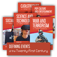 Defining Events of the Twenty-First Century Set
