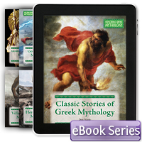 Exploring Greek Mythology eBook Set