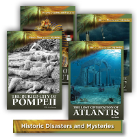 Historic Disasters and Mysteries Set