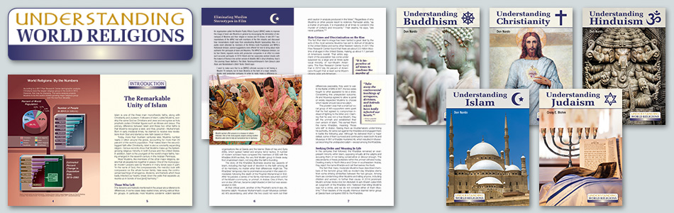 Understanding world religions hardcover set understanding world religions 5 hardcover books fandeluxe Choice Image